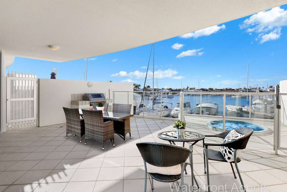 Third view of Homely apartment listing, 101/11 Nicklin Way, Minyama QLD 4575