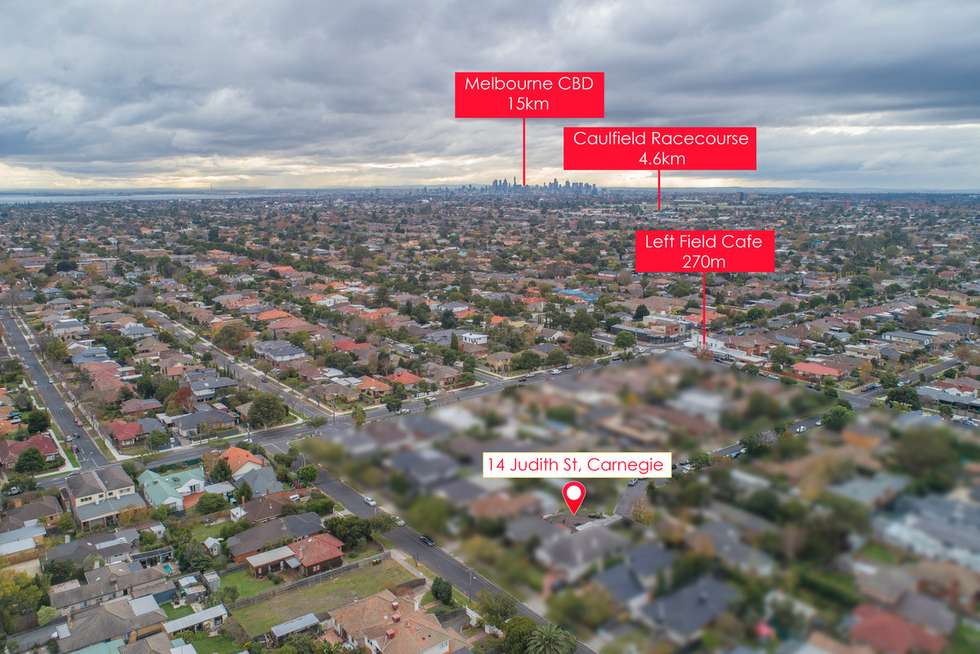 Third view of Homely residentialLand listing, 14 Judith Street, Carnegie VIC 3163