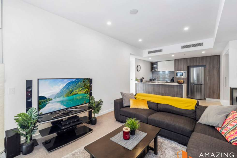 Third view of Homely apartment listing, 58 Hope Street, South Brisbane QLD 4101