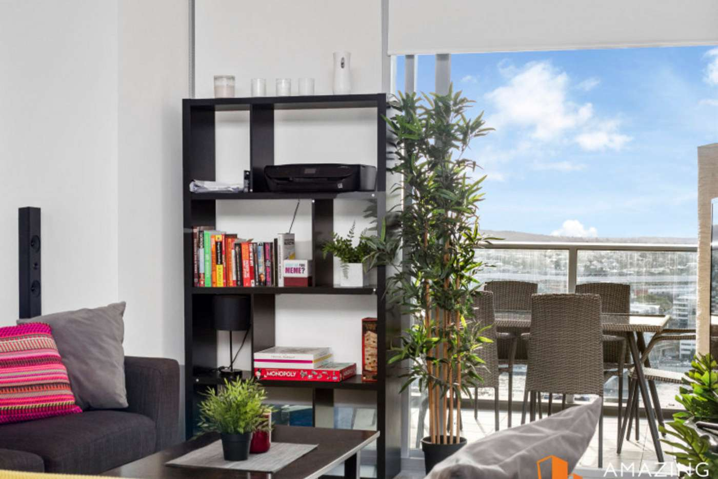 Fifth view of Homely apartment listing, 58 Hope Street, South Brisbane QLD 4101