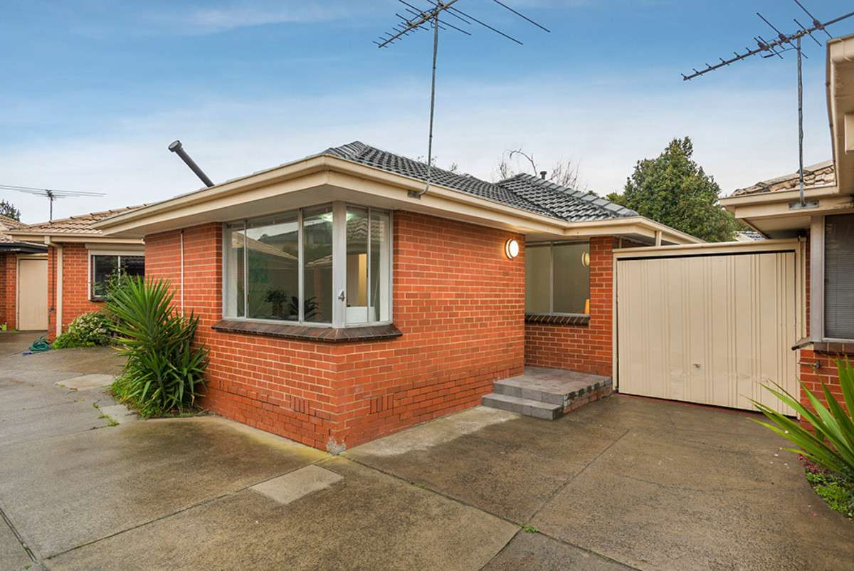 Main view of Homely unit listing, 4/27 Gladwyn Avenue, Bentleigh East, VIC 3165