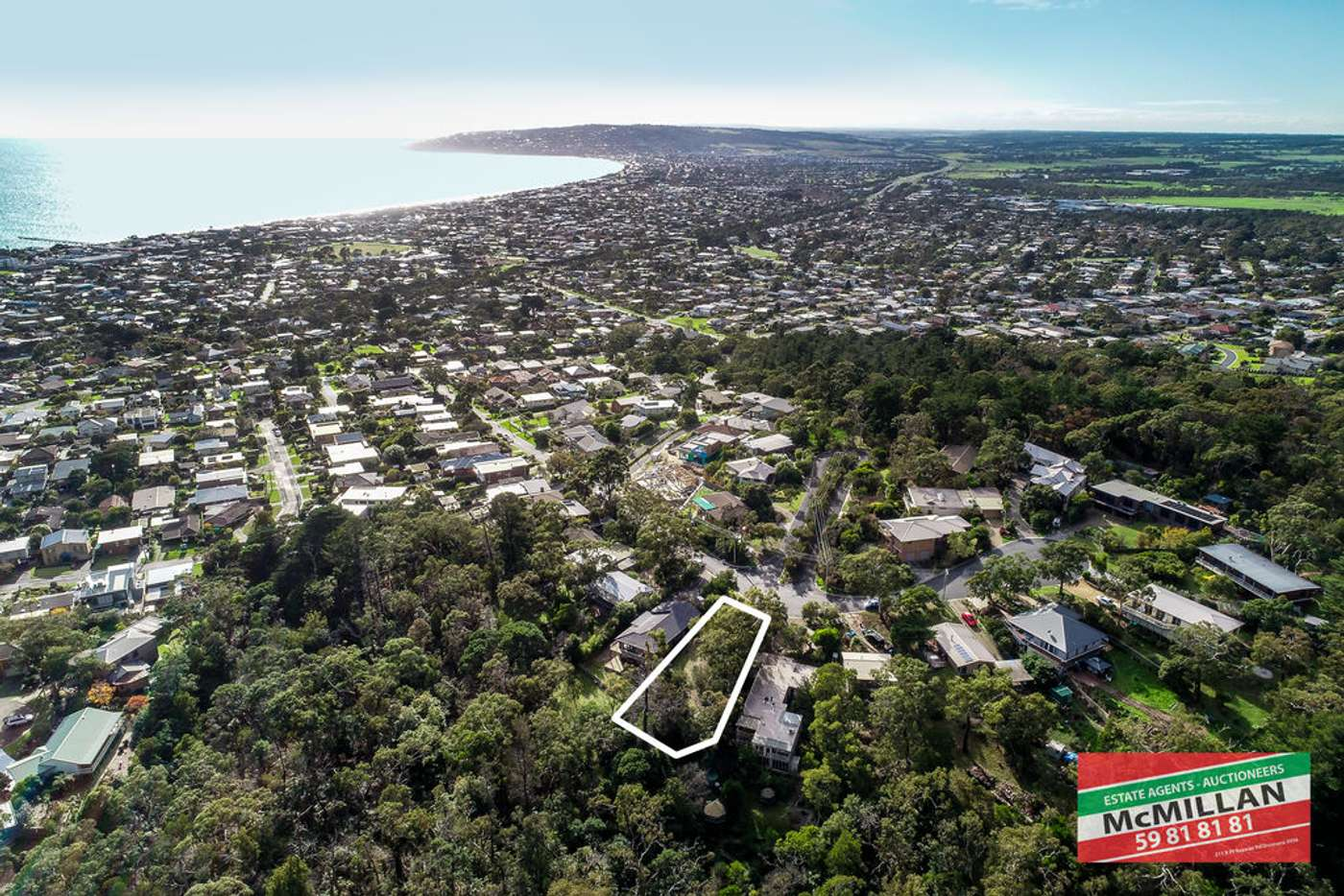 Main view of Homely residentialLand listing, 42 Scott Street, Dromana VIC 3936