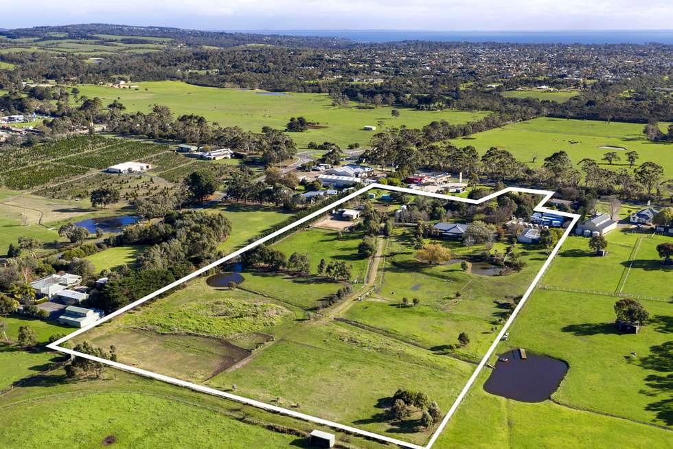 Second view of Homely acreageSemiRural listing, 987 Moorooduc Highway, Moorooduc VIC 3933
