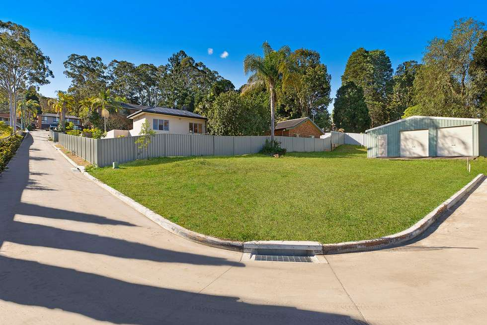 Second view of Homely residentialLand listing, LOT 1/61 Deane Street, Narara NSW 2250