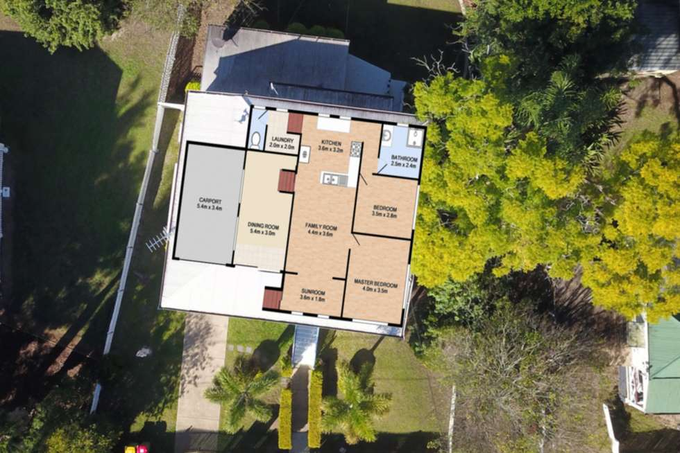 Second view of Homely house listing, 7 Morris Street, Silkstone QLD 4304
