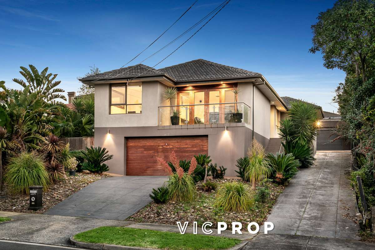Main view of Homely house listing, 1 Kerry Close, Doncaster East, VIC 3109