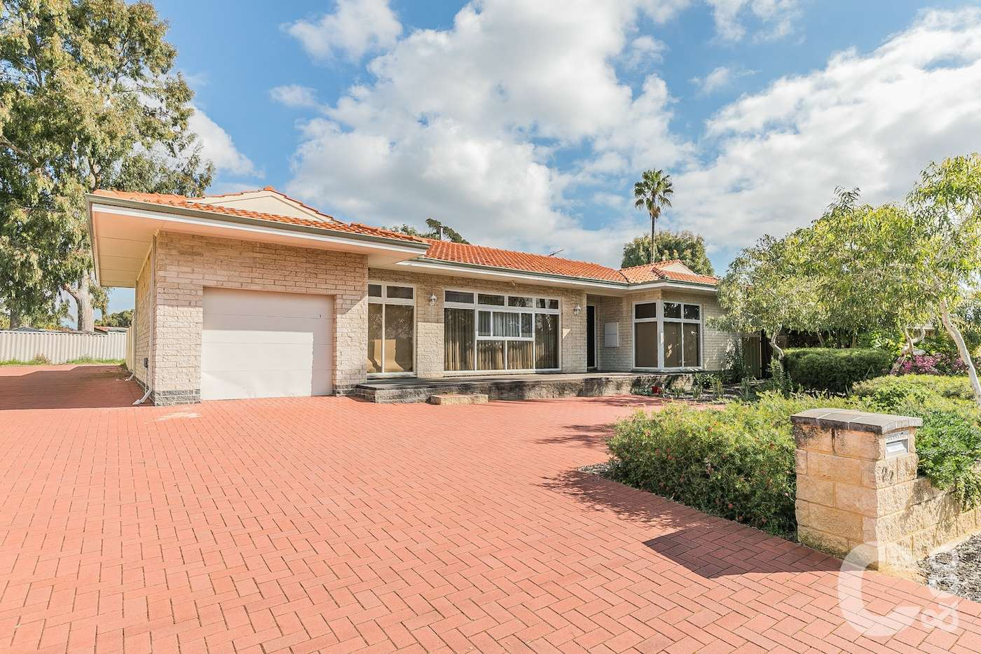 Main view of Homely house listing, 1/22 Brookes Way, Calista WA 6167