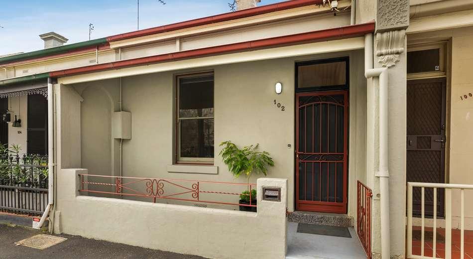 102 Melrose Street, North Melbourne VIC 3051