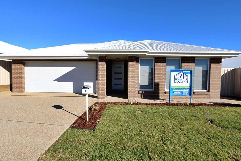 Second view of Homely house listing, 2 Zara Street, Gobbagombalin NSW 2650