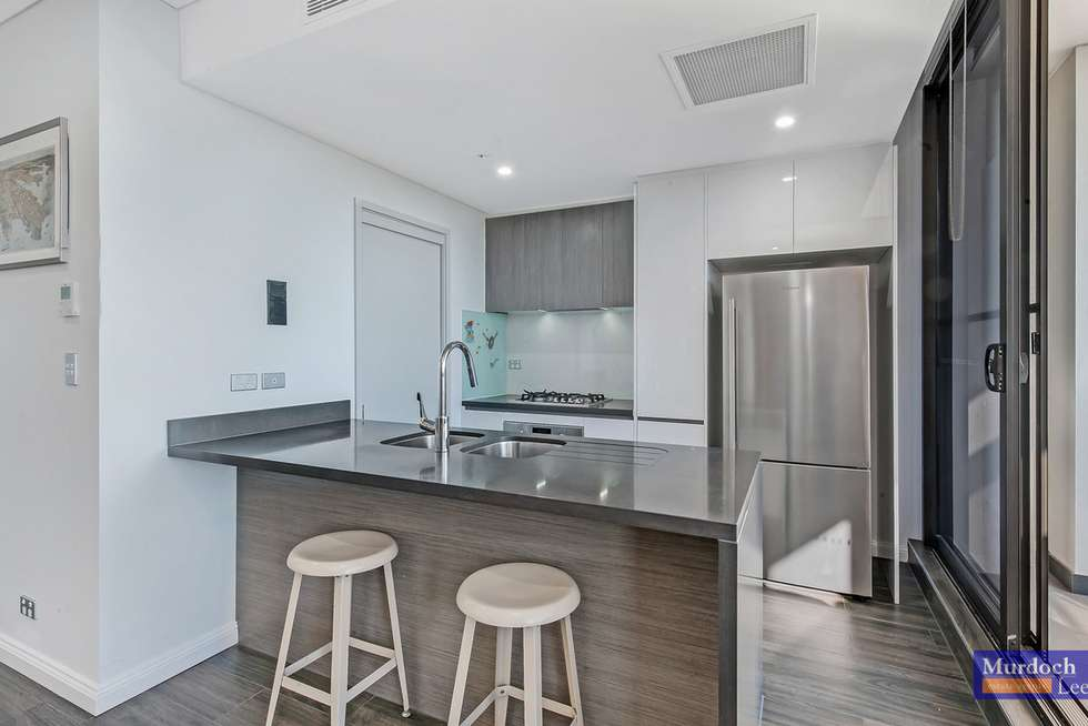 Second view of Homely unit listing, 3906/330 Church Street, Parramatta NSW 2150