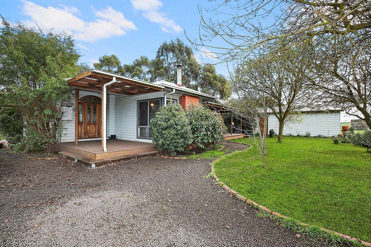 Main view of Homely house listing, 135 Tonks Road, Camperdown, VIC 3260
