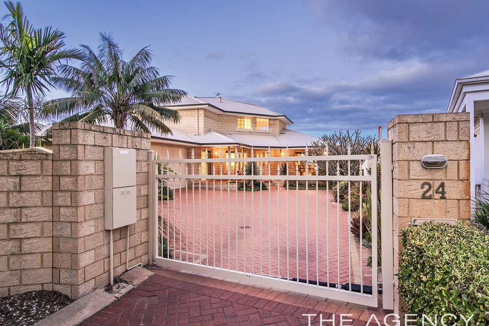 Second view of Homely house listing, 24 Horizon Crescent, Singleton WA 6175