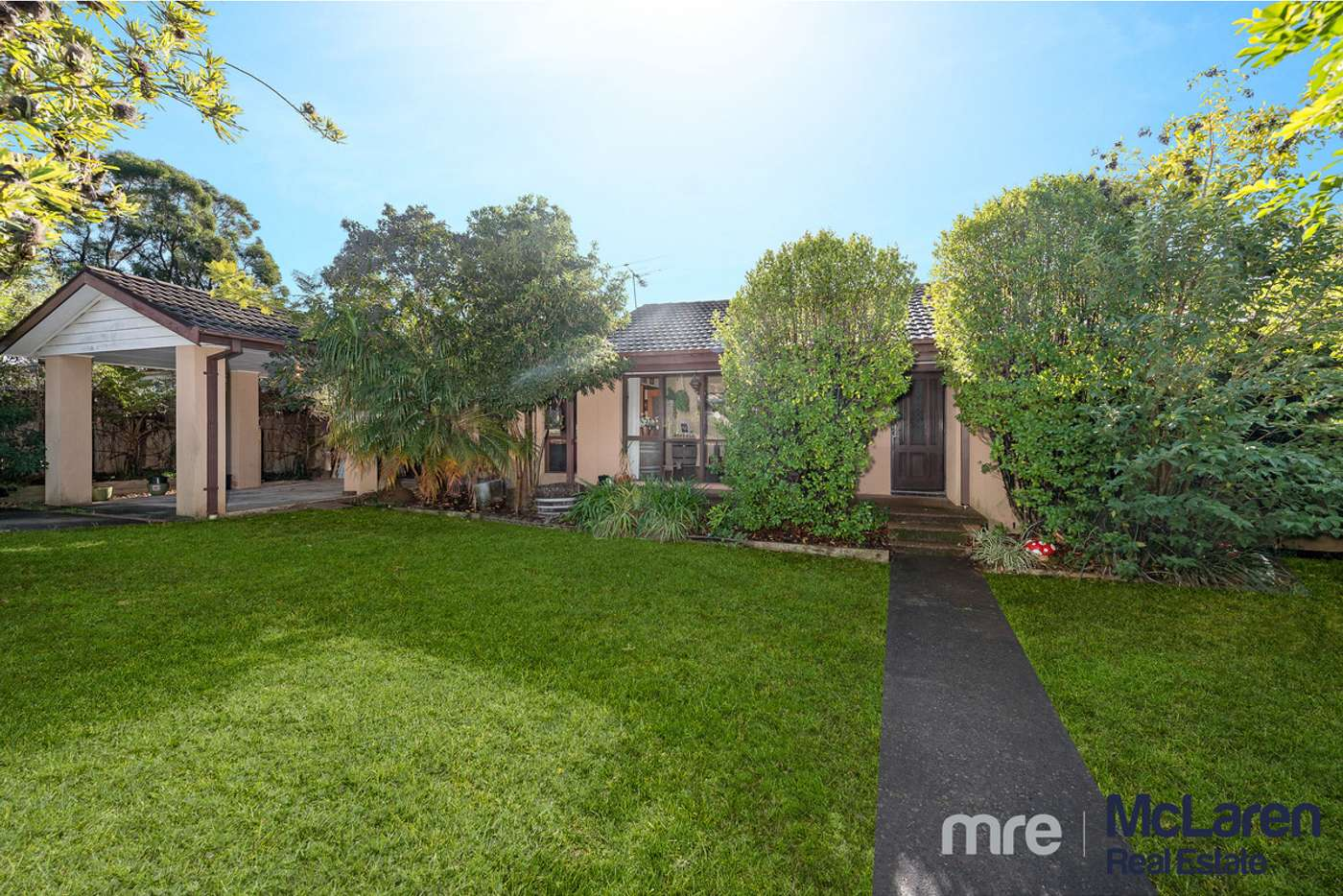 Main view of Homely house listing, 34 Megalong Crescent, Campbelltown NSW 2560