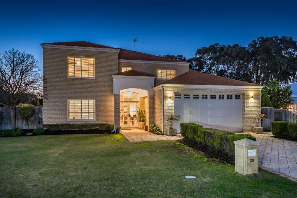 Second view of Homely house listing, 20 Tyneside Grove, Currambine WA 6028