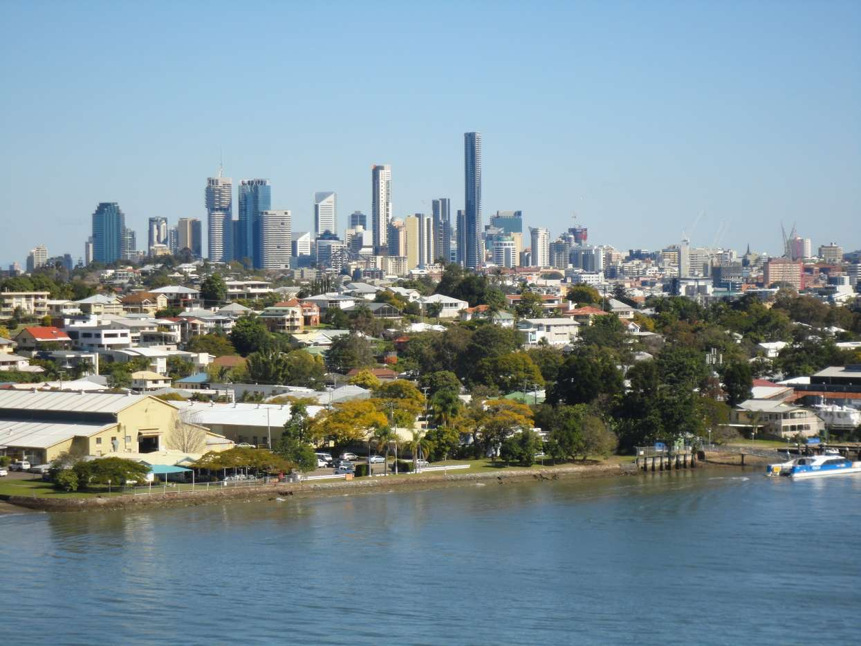 Main view of Homely apartment listing, 4104/37C Harbour Road, Hamilton, QLD 4007