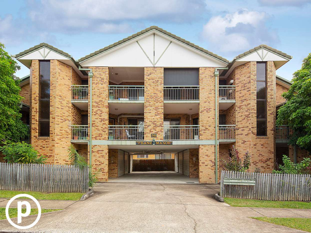 Main view of Homely unit listing, 3/56 Franz Road, Clayfield, QLD 4011