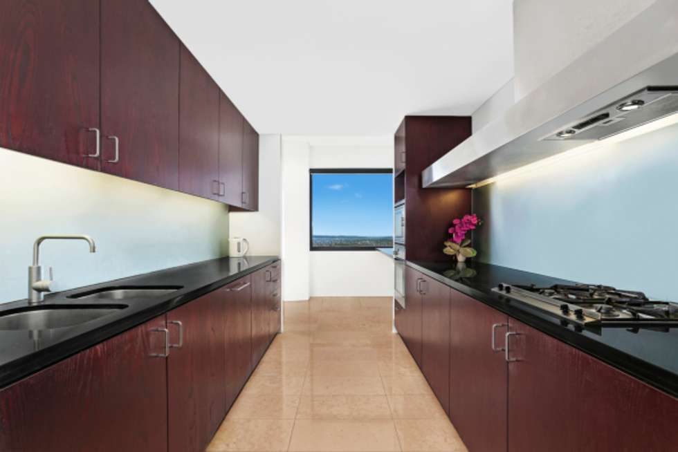 Second view of Homely apartment listing, 4903/71 Eagle Street, Brisbane City QLD 4000