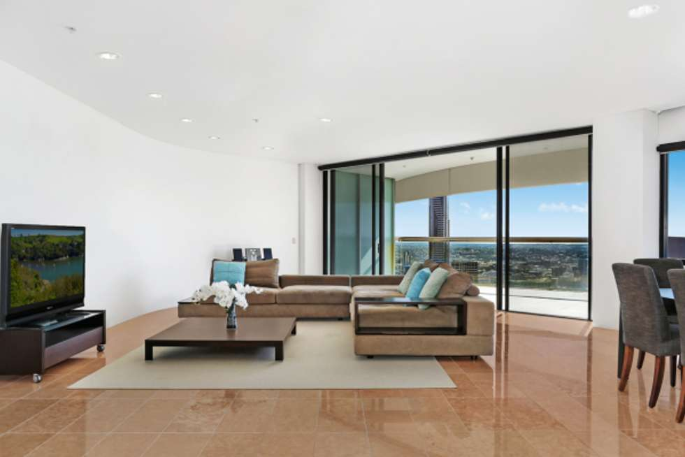 Fourth view of Homely apartment listing, 4903/71 Eagle Street, Brisbane City QLD 4000