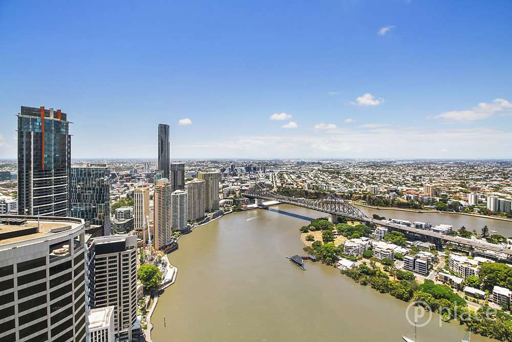Main view of Homely apartment listing, 4503/71 Eagle Street, Brisbane City, QLD 4000