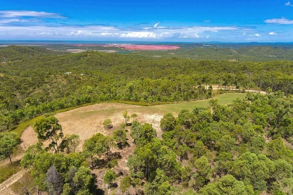 Third view of Homely residentialLand listing, 70 Facing Drive, Wurdong Heights QLD 4680
