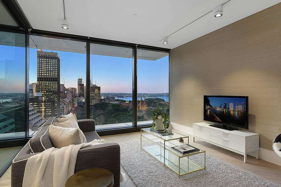 Second view of Homely apartment listing, 2602/130 Elizabeth Street, Sydney NSW 2000
