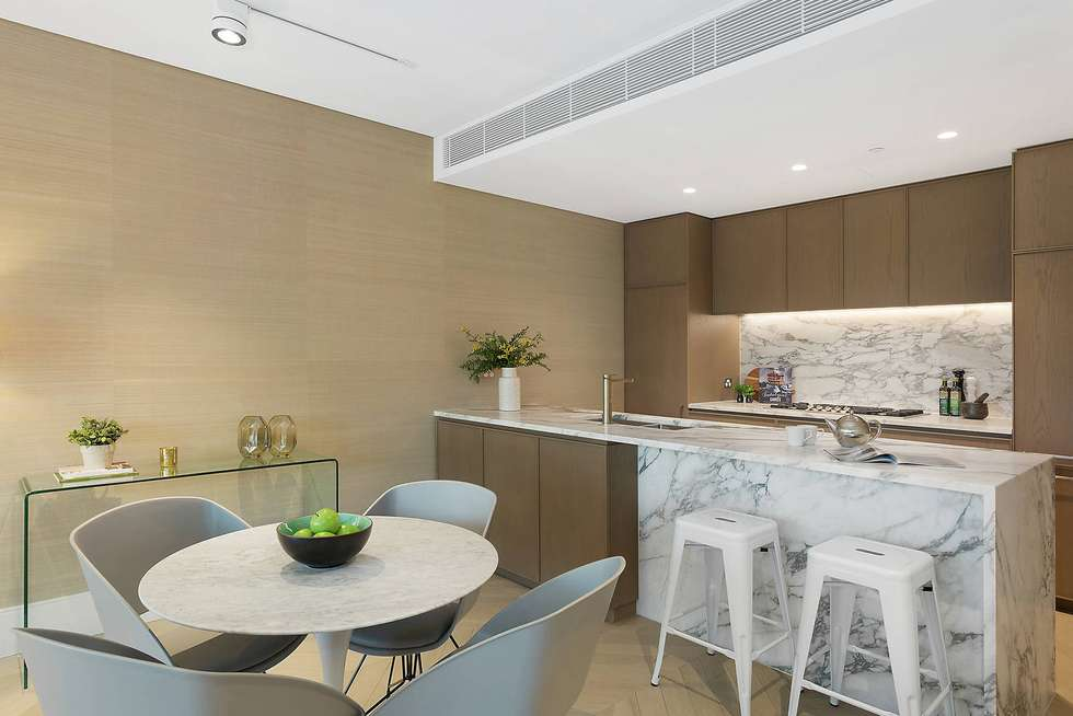 Third view of Homely apartment listing, 2602/130 Elizabeth Street, Sydney NSW 2000