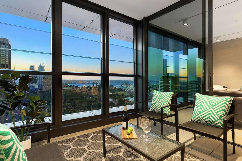 Fourth view of Homely apartment listing, 2602/130 Elizabeth Street, Sydney NSW 2000