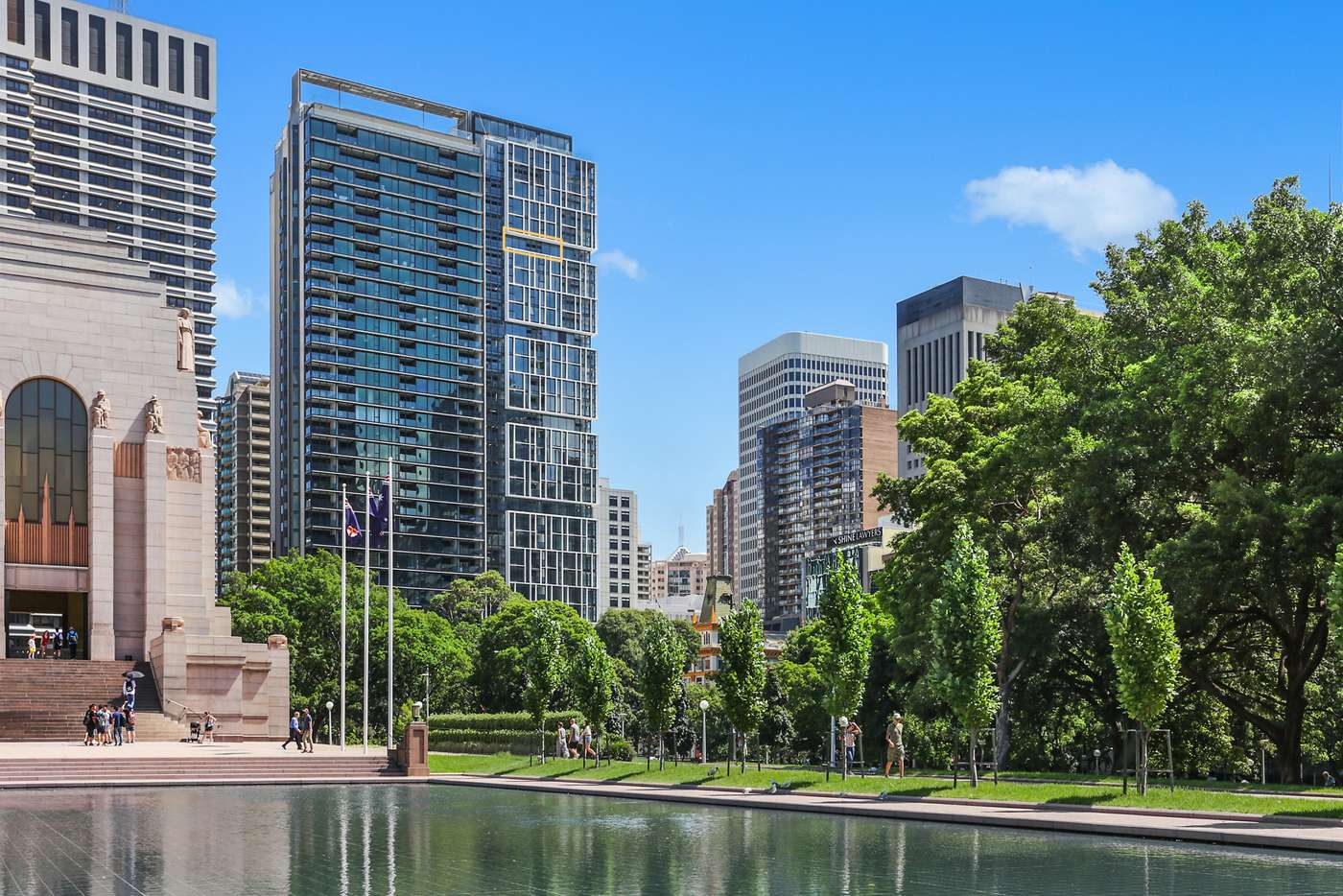 Fifth view of Homely apartment listing, 2602/130 Elizabeth Street, Sydney NSW 2000