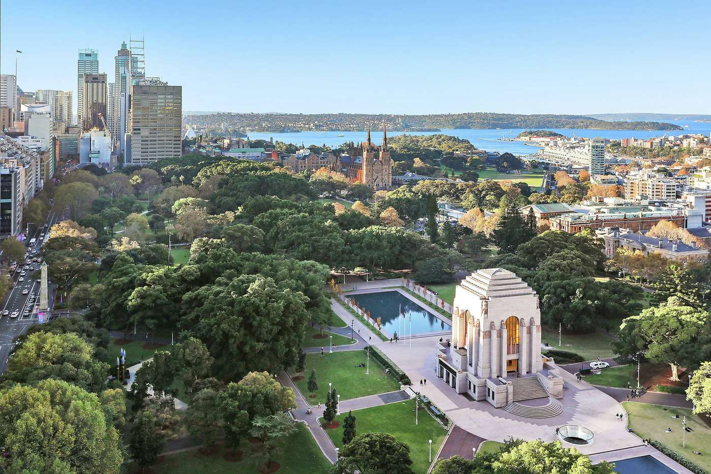 Sixth view of Homely apartment listing, 2602/130 Elizabeth Street, Sydney NSW 2000