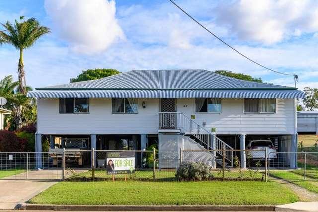 27 Gladstone Street, Mount Larcom QLD 4695
