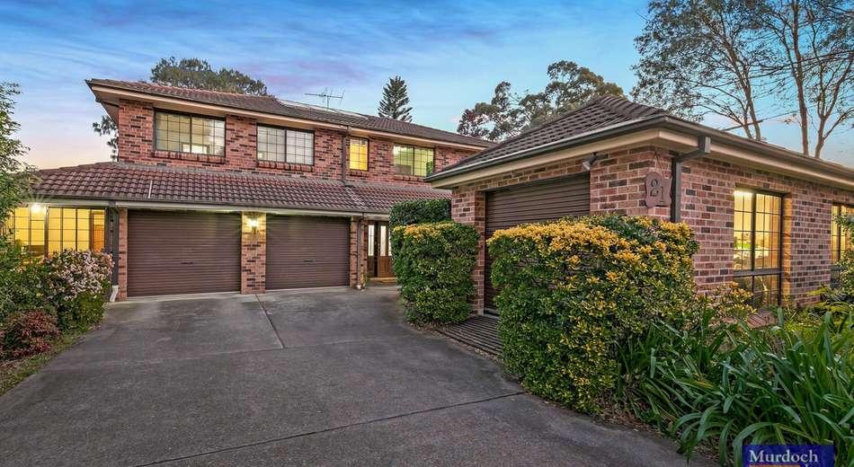 21 Rosewood Place, Cherrybrook NSW 2126