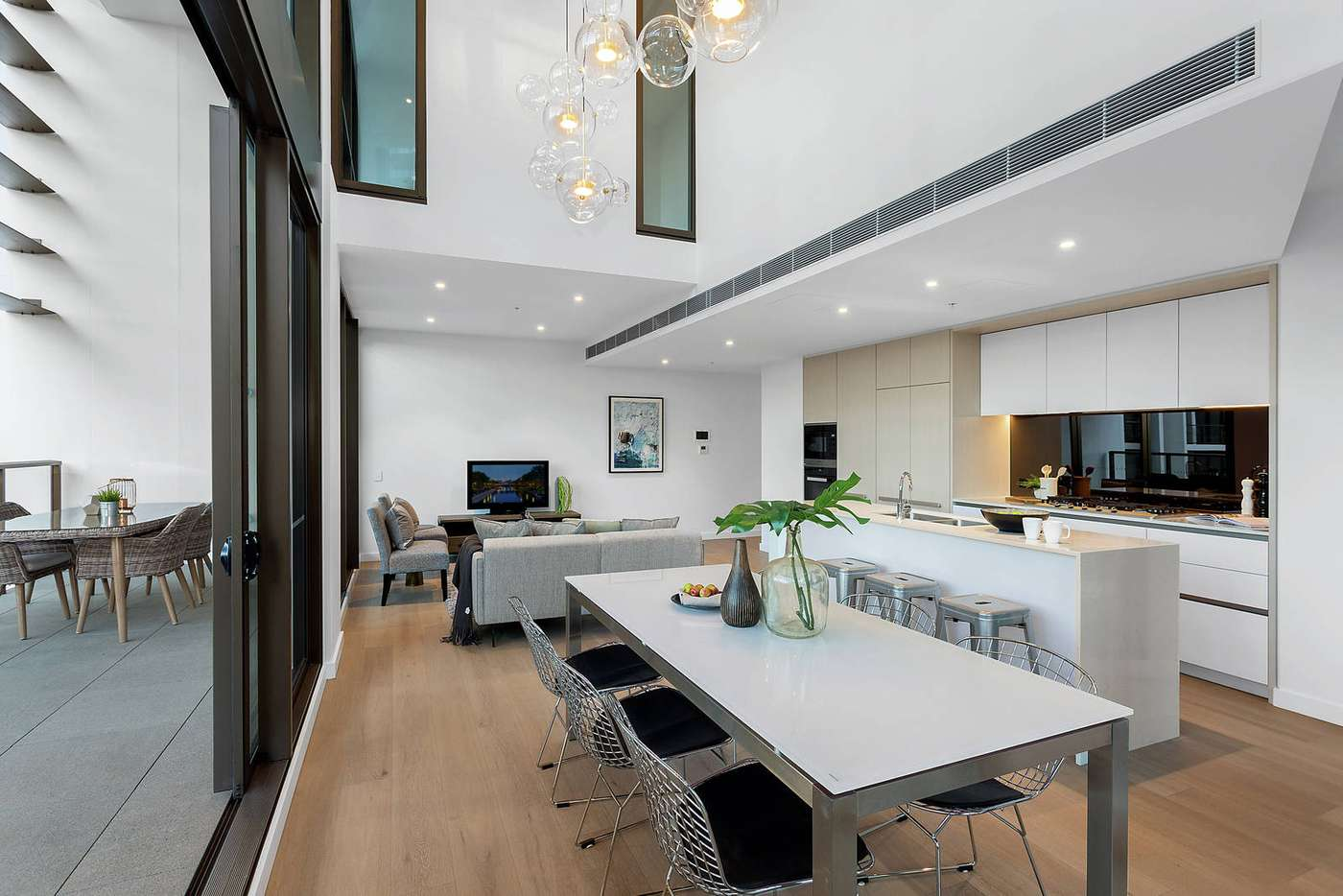 Main view of Homely apartment listing, 801/70 Tumbalong Boulevard, Sydney, NSW 2000