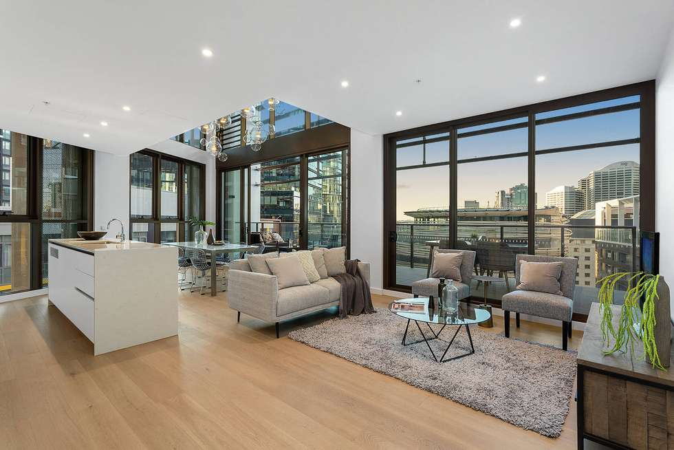Third view of Homely apartment listing, 801/70 Tumbalong Boulevard, Sydney NSW 2000