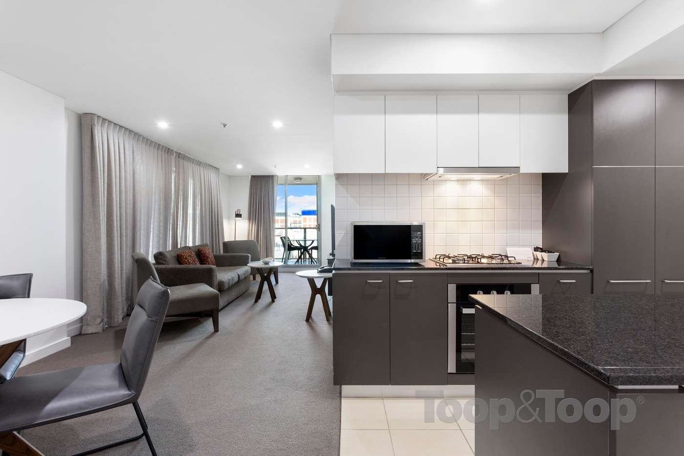 Main view of Homely apartment listing, 511/96 North Terrace, Adelaide SA 5000