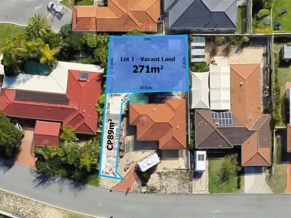 Main view of Homely  listing, 3A Fitzroy Place., Heathridge, WA 6027
