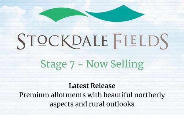 Stage 7 Stockdale Fields