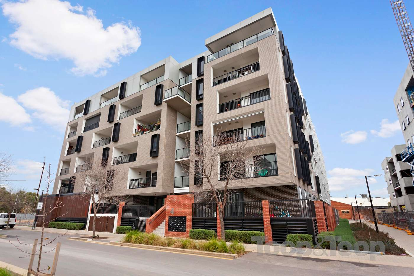 Main view of Homely apartment listing, 509/4 Fifth Street, Bowden SA 5007