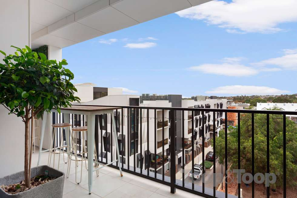 Second view of Homely apartment listing, 509/4 Fifth Street, Bowden SA 5007