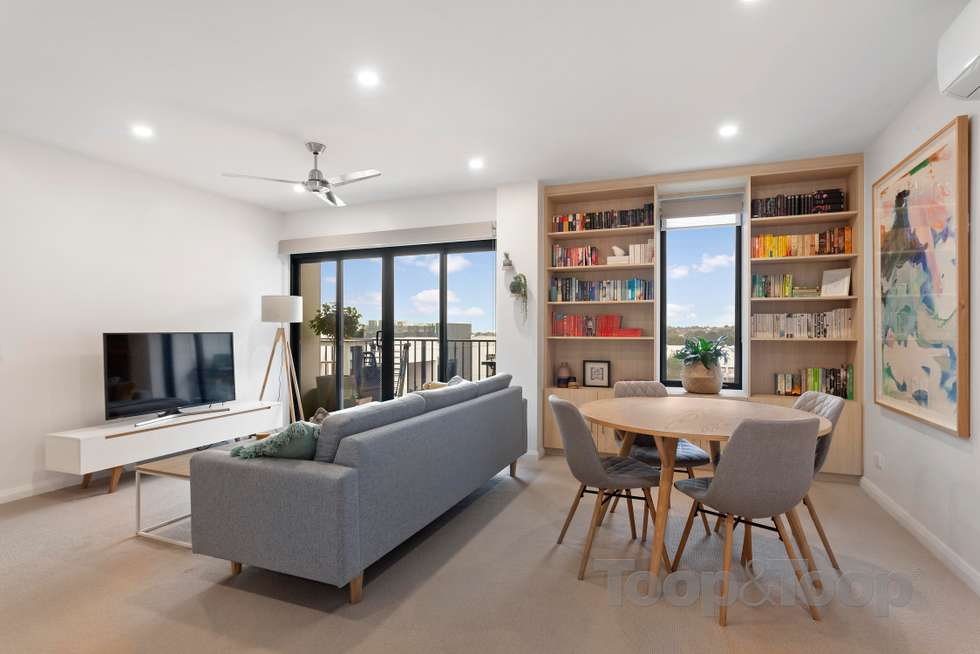 Third view of Homely apartment listing, 509/4 Fifth Street, Bowden SA 5007