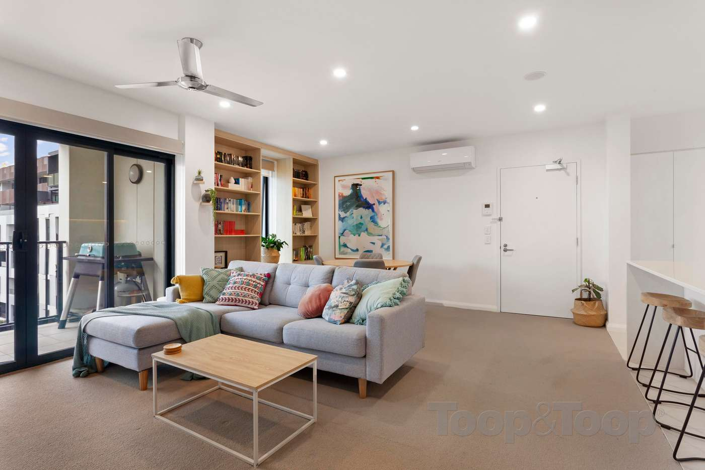 Fifth view of Homely apartment listing, 509/4 Fifth Street, Bowden SA 5007