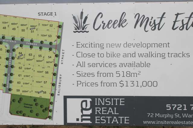 LOT 65 Creek Mist Estate, Wangaratta VIC 3677