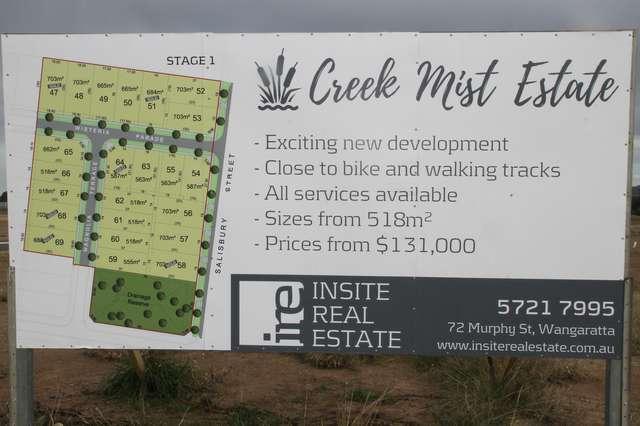 LOT 67 Creek Mist Estate, Wangaratta VIC 3677