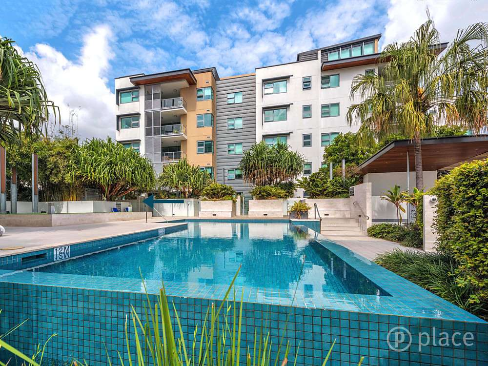 Main view of Homely apartment listing, 1108/118 Parkside Circuit, Hamilton, QLD 4007