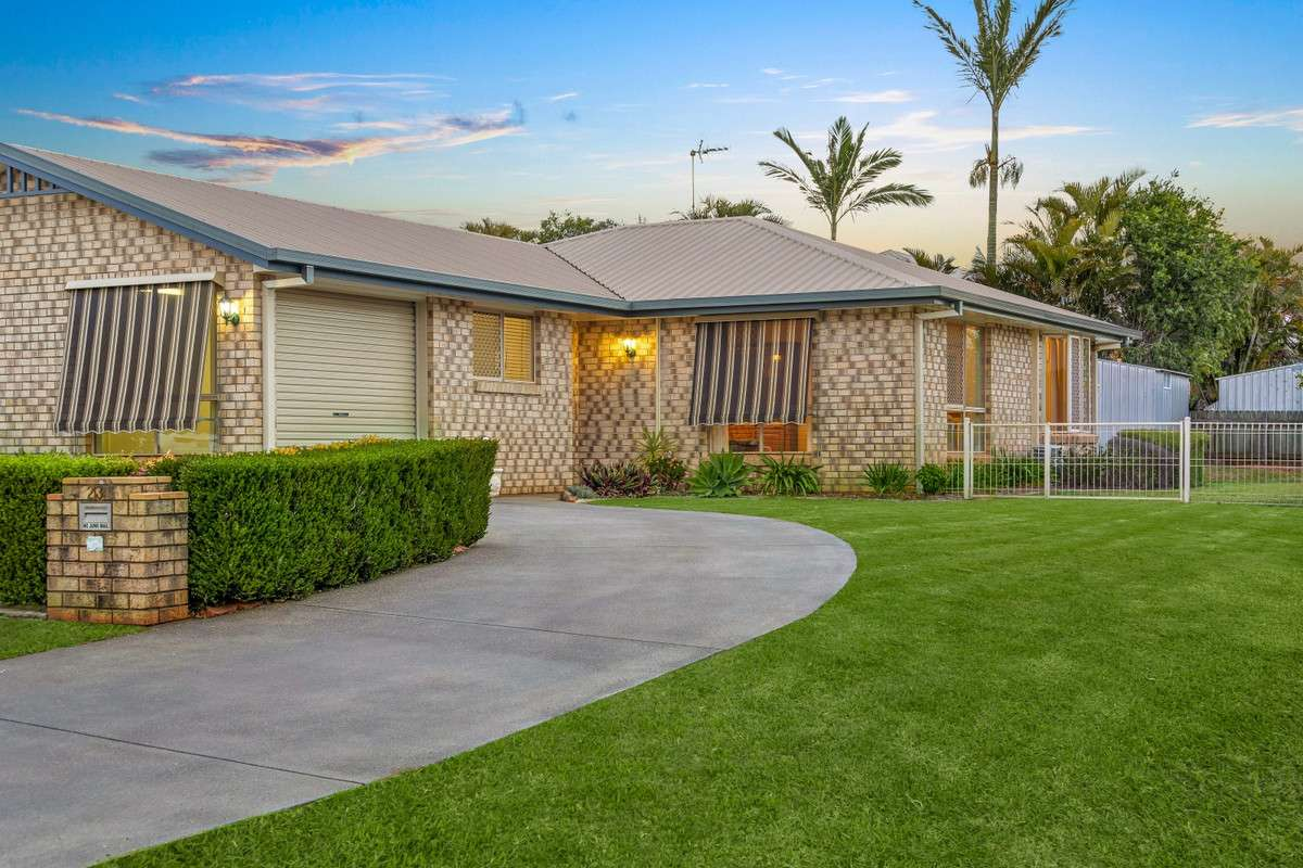 Main view of Homely house listing, 23 Dandelion Drive, Middle Ridge, QLD 4350