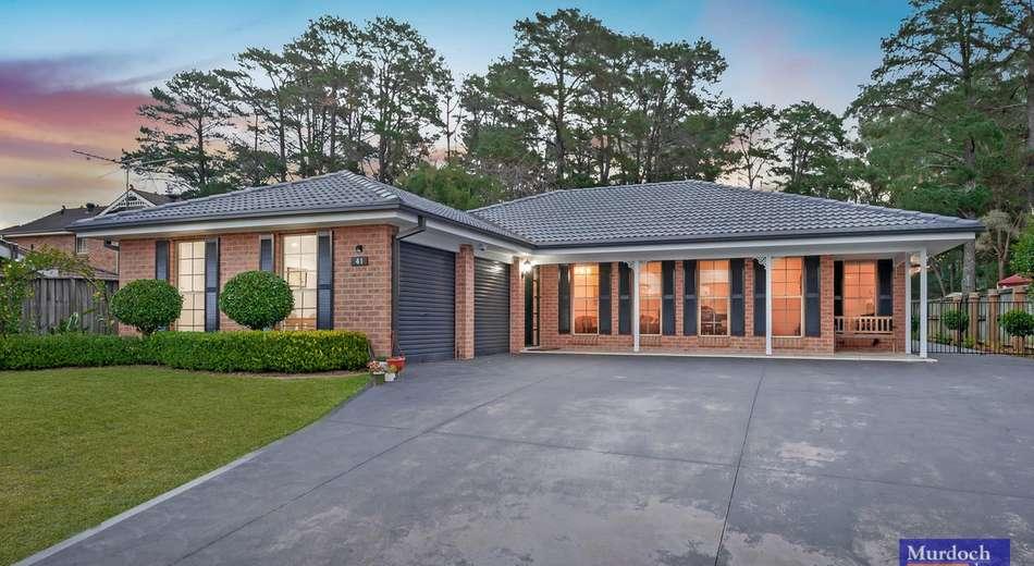 41 Kanangra Crescent, Cherrybrook NSW 2126
