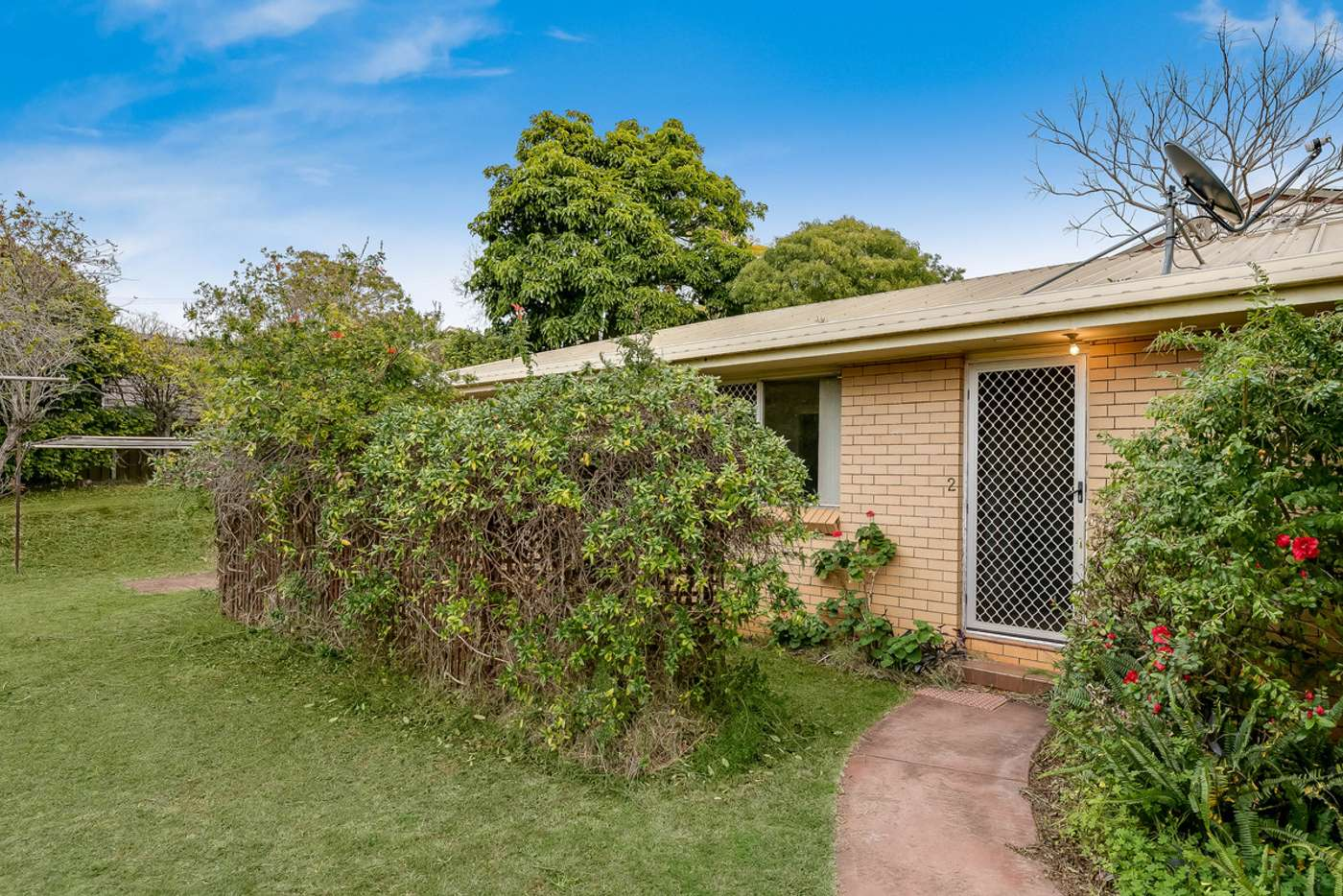 Main view of Homely unit listing, 2/6 Cossart Street, Centenary Heights QLD 4350