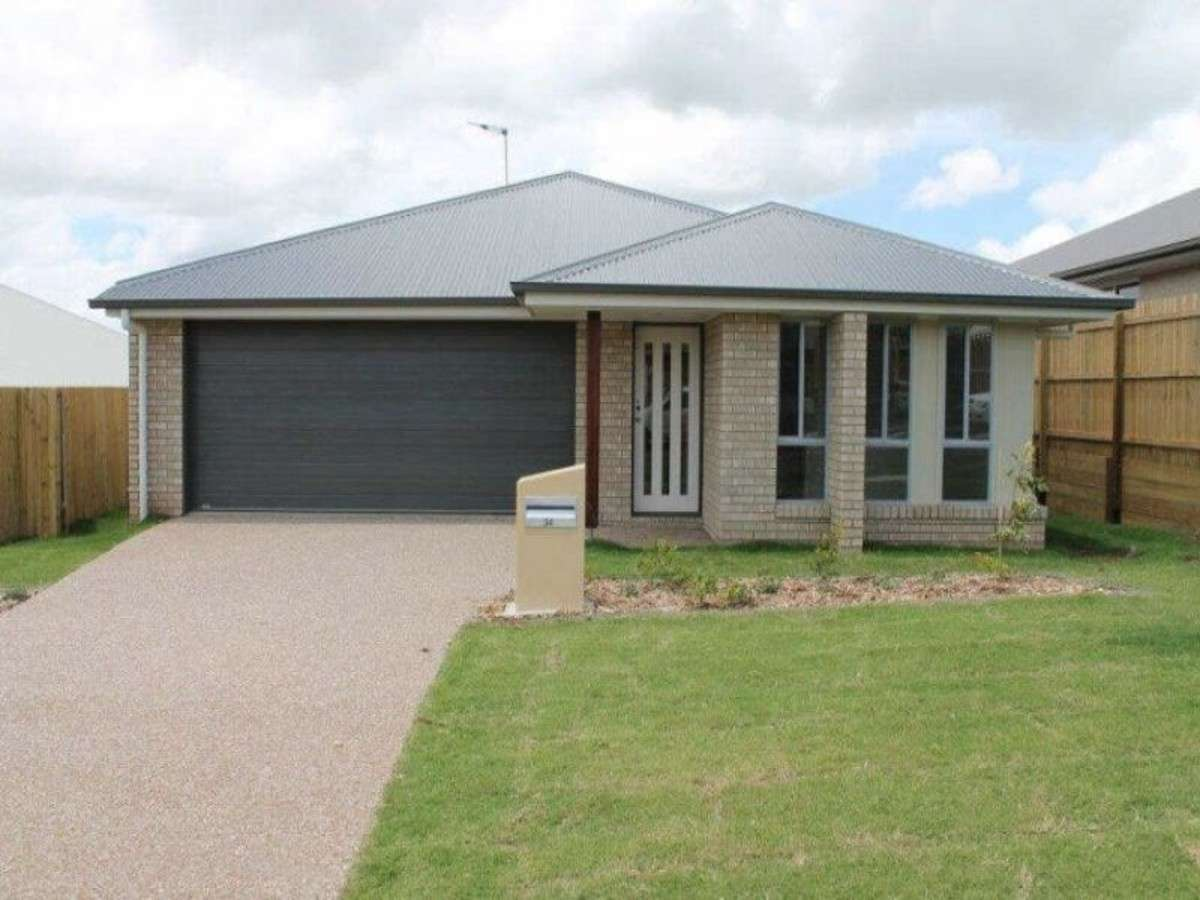 Main view of Homely house listing, 34 Parkview Drive, Glenvale, QLD 4350