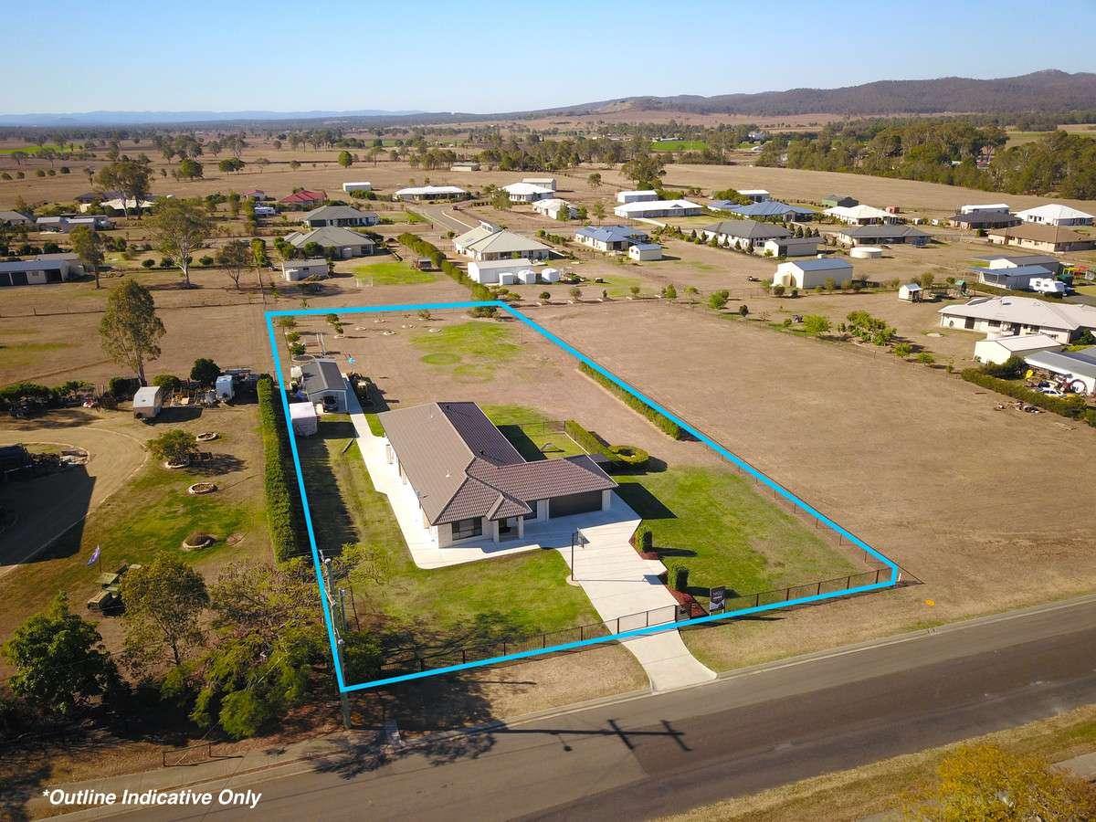 Main view of Homely house listing, 37-39 Peak Crossing Churchbank Weir Road, Peak Crossing, QLD 4306