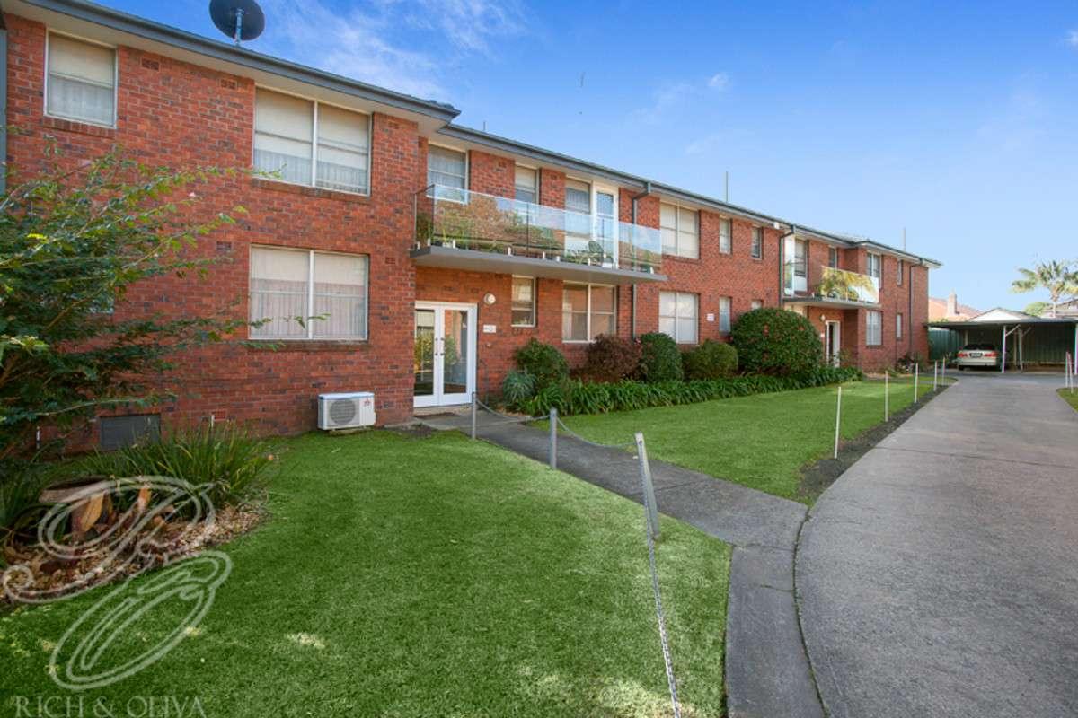 Main view of Homely apartment listing, 8/1 Fabos Place, Croydon Park, NSW 2133