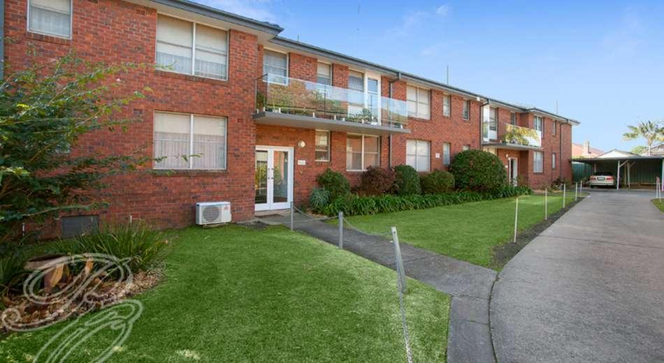 8/1 Fabos Place, Croydon Park NSW 2133